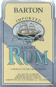 Barton Rum Light